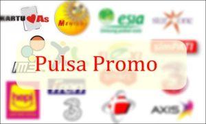 Pulsa Promo lebih murah di Timi Pulsa